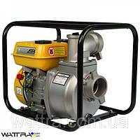 Мотопомпа бензиновая FORTE FP30C (60 м3/ч) (нал/безнал) + адресная доставка