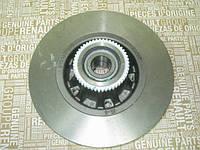 Диск тормозной задний (+подшипник/+кольцо ABS) Trafic2/VivaroA  RENAULT