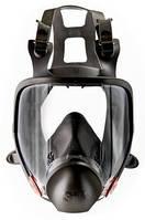 Полная маска 3М серии 6000 (CL1 EN 136)