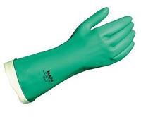Перчатки нитриловые химическистойкие «Ultranitril» мод. 493 (К50, Щ50)