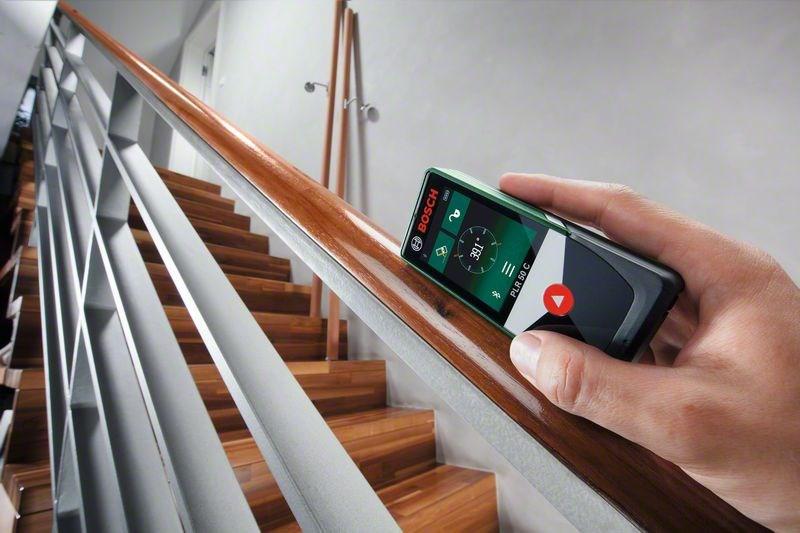 Bosch Entfernungsmesser App : Bosch plr c цифровой лазерный дальномер цена