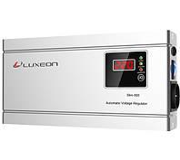 Стабілізатор напруги релейний Luxeon Slim-500 500Вт, фото 1