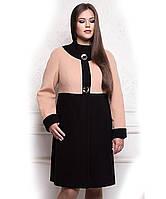Женское демисезонное  пальто Almatti модель D-229-15
