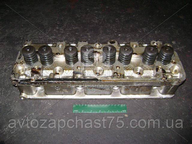 Головка блоку Уаз, Газель , двигун 4215 (А-92) карбюраторний, в зборі з клапанами,прокладками (УМЗ, Росія)