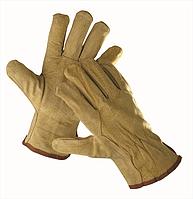 Перчатки кожаные «Pigeon»