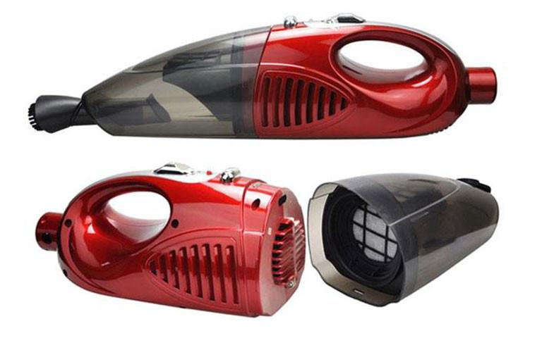 Автомобильный вакуумный пылесос Jinke JK-013 (автопылесос avto vacuum cleaner)
