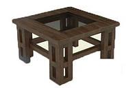 """Журнальный стол из дерева """"Сакура С2"""""""