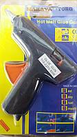 Клеевой пистолет (термопистолет) 80W-220B 11мм