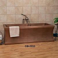 Ванна медная CB-2033
