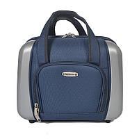Сумка для чемодана KAIMAN - синий