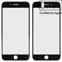 Защитное стекло корпуса для Apple iPhone 7 Plus, черное, оригинал