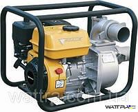 Мотопомпа бензиновая FORTE FP40HP (120 м3/ч) (нал/безнал)