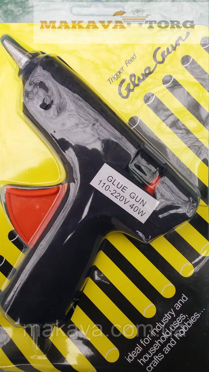 Клеевой пистолет (термопистолет) 40W-220B 11мм