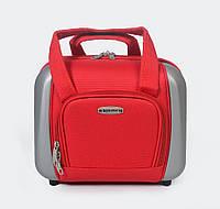 Сумка для чемодана KAIMAN - красный