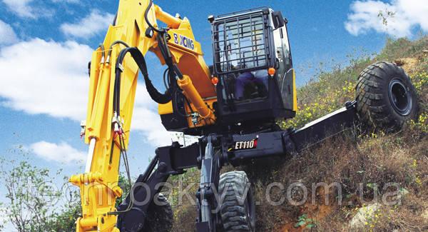 <p>2011 год - шаговый горный экскаватор ET110 компании XCMG получил приз второй степени китайского научно-технического прогресса.</p>