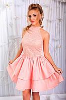 Выпускное красивое платье 88172
