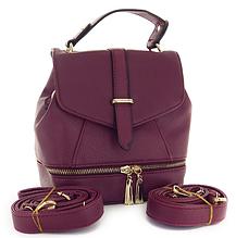 Сумка-рюкзак (эко-кожа) (Код: sumochka-075-1)