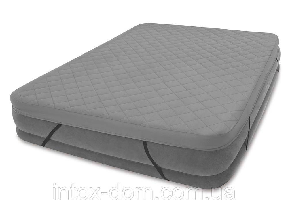 Покрывало для двуспальной кровати 152х203см Intex 69643