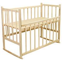 """Детская кроватка Кроватная Фабрика """"КФ-2"""". Цвет: Натуральный"""
