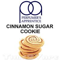 Ароматизатор TPA Cinnamon Sugar Cookie (Сладкое Печенье с Корицей)