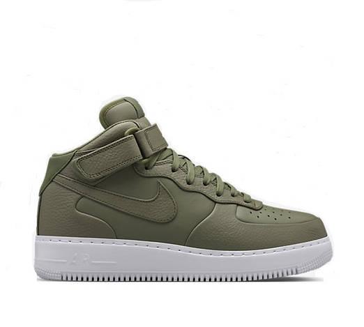 Мужские кроссовки  Nike Lab Air Force 1 Urban Haze