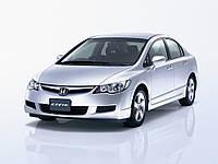 Лобовое стекло Honda Civic 4D,Хонда Сивик (05-11)