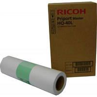 Мастер-пленка для A3 MASTER FOR RICOH CP6244/ DX4542/ DX4545/ DD4450/ JP4500 A3 HQ40(L) 110m*320mm MASTER X 2