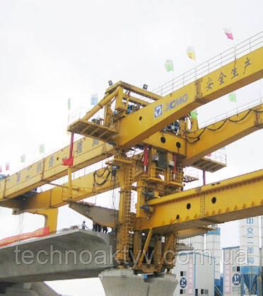 Машины для строительства мостов