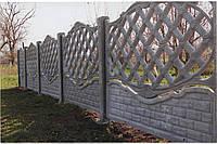 Заборы наборные глянец Щорск Кринички Пятихатки. Купить с установкой от производителя