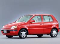 Лобовое стекло Honda Logo,Хонда Лого(1999-2001)AGC
