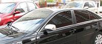 Накладки на зеркала нерж Toyota Camry 40