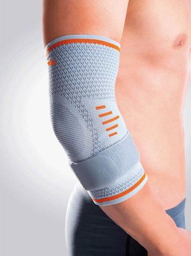 Orliman Sport спортивный мягкий налокотник с силиконовыми подушечками - Medort - Ортопедическая продукция, товары для здоровья в Киеве