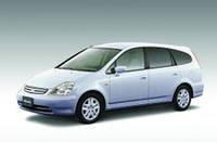 Лобовое стекло Honda Stream,Хонда Стрим(2001-)AGC