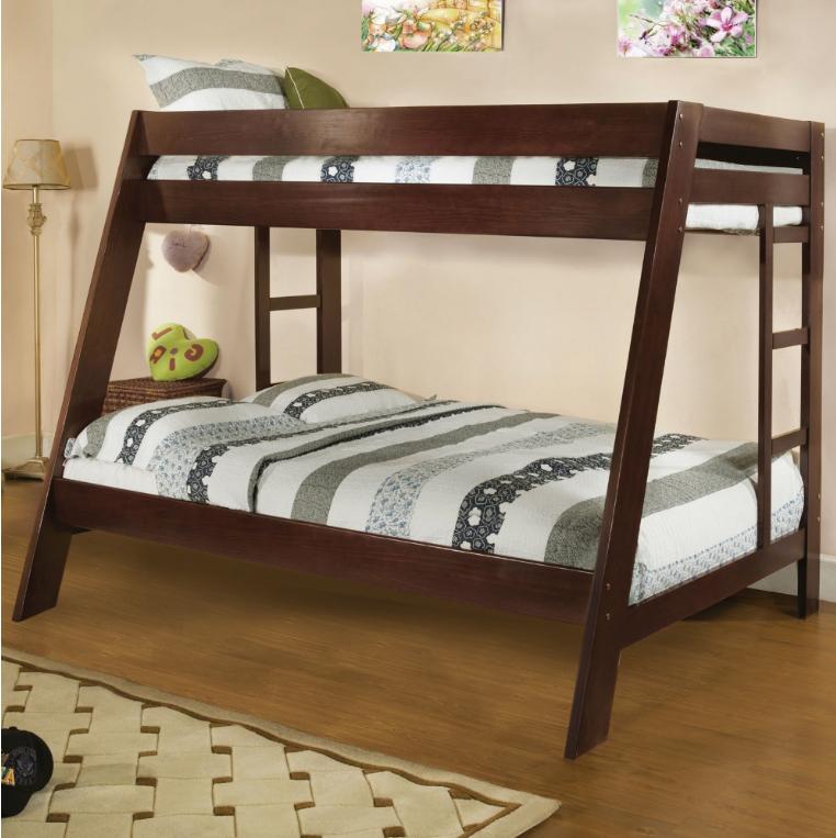 """Двухъярусная кровать """"Морси"""" с широким спальным местом"""