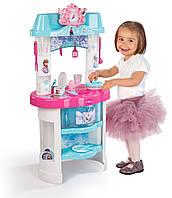 Игровая детская кухня Frozen Smoby 24498