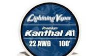 Кантал (Kanthal A1, пр-во Швеція) 22 AWG Gauge, 0,64 мм, 4,3 Ом\метр
