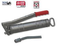 Ручной смазочный пресс МАТО Е503М  с жесткозакрепленной трубкой подачи (Германия)