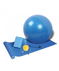 Набір для йоги TRAINING SET LiveUp LS3243