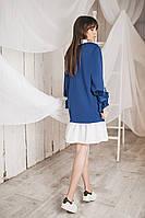 Женское платье французский трикотаж