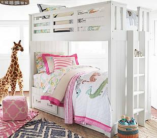 Двоярусне ліжко «Tella»