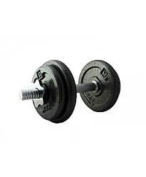 Гантель наборная железная 10 кг LiveUp LS2311-10