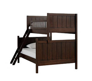 Двухъярусная кровать «Camp» с широким спальным местом