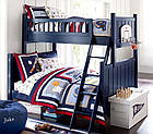 Двухъярусная кровать «Camp» с широким спальным местом, фото 2