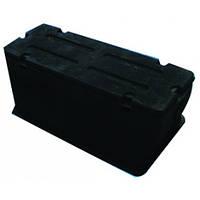 Подушка рессоры передней пластиковой нижняя L Sprinter 95>06/LT2  MERCEDES-BENZ