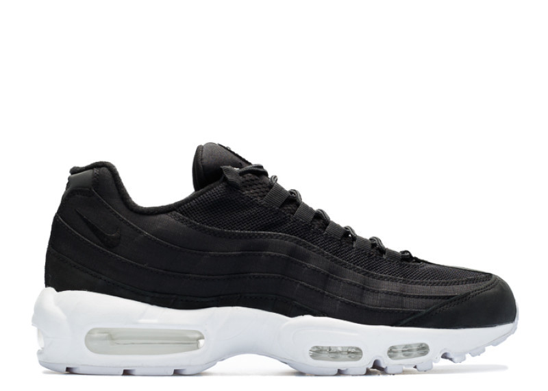 "Мужские кроссовки  Nike Air Max 95 ""Black/White"""