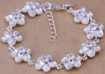 Браслет Tiffany (TF19). Покрытие серебром 925