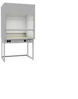 Шкаф вытяжной лабораторный ШВЛ-02.2 (без нижних тумб)