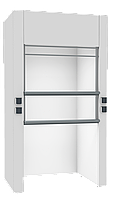 Шкаф вытяжной для габаритных установок ШВЛ-03, фото 1
