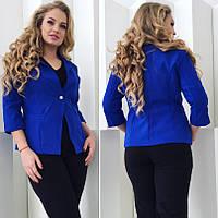 Женский стильный пиджак ННБ78 (бат)