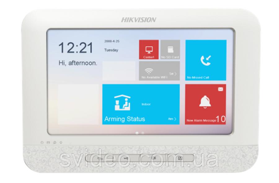 IP Домофон Hikvision DS-KH6210-L, відео домофон,ip домофон hikvision, домофон купить киев
